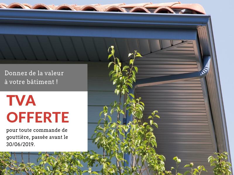 Bourguignon_Dal Alu_Gouttière_TVA OFFERTE