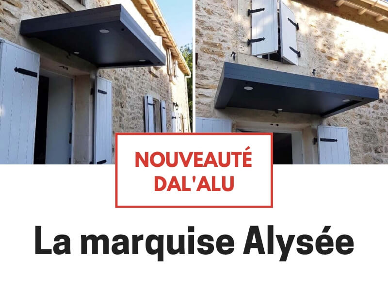 ACTU- BOURGUIGNON Dal Alu- Nouveauté la Marquise Alysée 2019